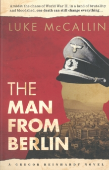 The Man from Berlin, Paperback Book