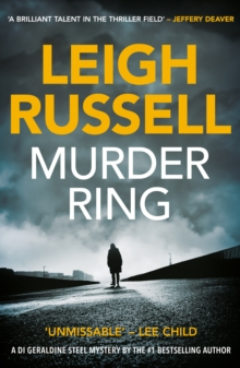 Murder Ring, Paperback Book