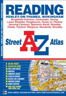 Reading Street Atlas, Paperback Book