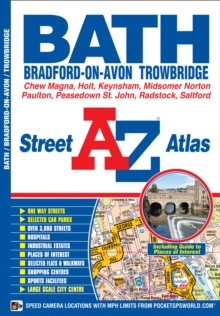 Bath Street Atlas, Paperback Book