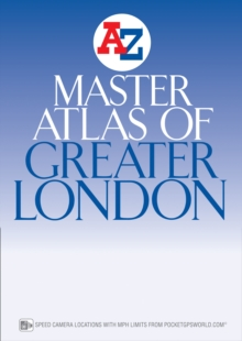 London Master Atlas, Paperback / softback Book