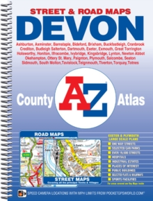 Devon County Atlas, Spiral bound Book