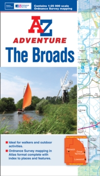 BROADS, Sheet map Book