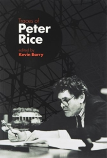 Traces of Peter Rice, Paperback Book