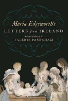 Maria Edgeworth's Letters from Ireland, Paperback Book