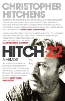 Hitch 22 : A Memoir, Paperback Book