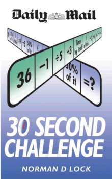 Daily Mail 30 Second Challenge (2 Volumes), Paperback Book