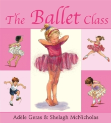 The Ballet Class, Paperback / softback Book