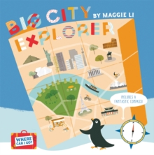 Where Can I Go? Big City Explorer, Hardback Book