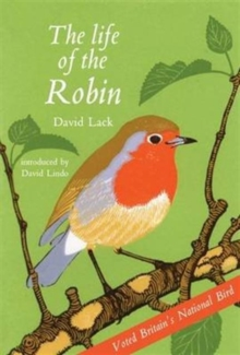 The Life of the Robin, Paperback Book