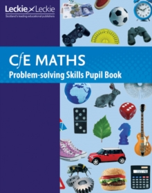 CfE Maths Problem-Solving Skills Pupil Book, Paperback / softback Book