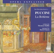 "An Introduction to Puccini : ""La Boheme"", eAudiobook MP3 eaudioBook"
