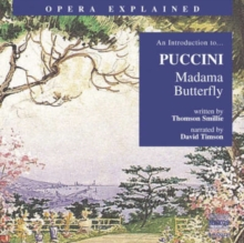 """Madame Butterfly"" : An Introduction to Puccini's Opera, eAudiobook MP3 eaudioBook"