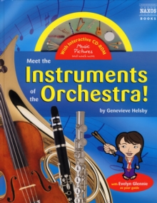 Meet the Instruments of the Orchestra, Mixed media product Book