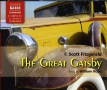 The Great Gatsby, CD-Audio Book