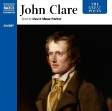 The Great Poets: John Clare, CD-Audio Book