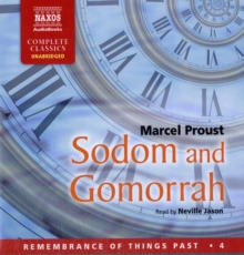 Sodom and Gomorrah, CD-Audio Book