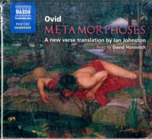 Metamorphoses, CD-Audio Book