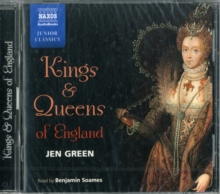 Kings and Queens of England, CD-Audio Book
