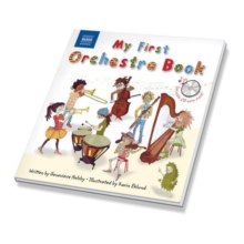 My First Orchestra Book, Mixed media product Book
