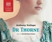 Dr Thorne, CD-Audio Book