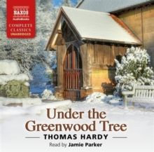 Under the Greenwood Tree, CD-Audio Book