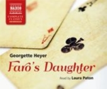 Faro's Daughter, CD-Audio Book