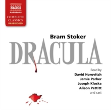 Dracula, Audio disc Book