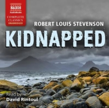 Kidnapped, CD-Audio Book