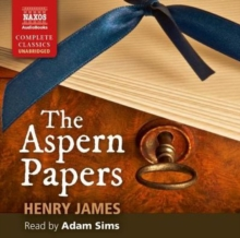 The Aspern Papers, CD-Audio Book