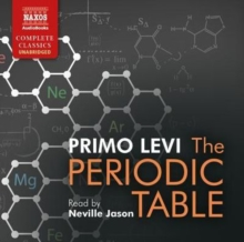 The Periodic Table, CD-Audio Book