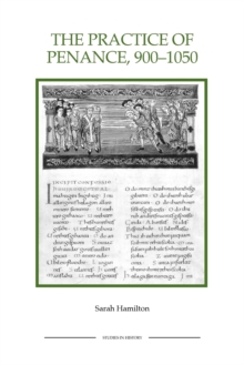 The Practice of Penance, 900-1050, Paperback Book
