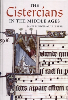 The Cistercians in the Middle Ages, Hardback Book