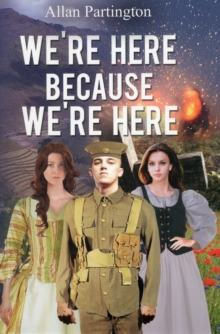We're Here Because We're Here, Paperback Book