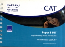 Implementing Auditing Procedures : (Int), Pocket Notes, Spiral bound Book