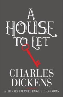 A House to Let, Paperback / softback Book