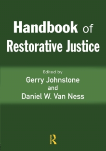 Handbook of Restorative Justice, Paperback / softback Book