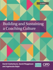 Building and Sustaining a Coaching Culture, Paperback Book