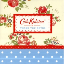 CATH KIDSTON THANK YOU CARDS, Paperback Book