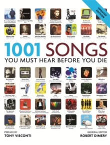 1001 Songs : You Must Hear Before You Die, EPUB eBook