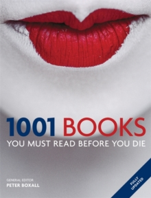 1001 Books You Must Read Before You Die, Paperback Book