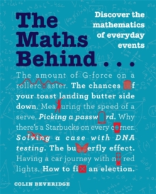 The Maths Behind..., Paperback Book