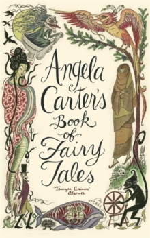 Angela Carter's Book Of Fairy Tales, Hardback Book