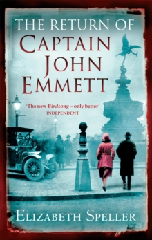 The Return Of Captain John Emmett, Paperback / softback Book