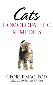 Cats: Homoeopathic Remedies, Paperback Book