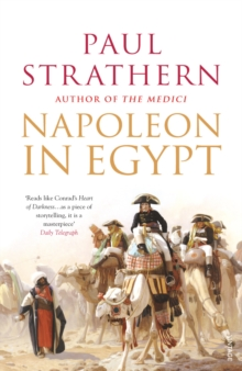 Napoleon in Egypt : 'The Greatest Glory', Paperback / softback Book