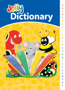 Jolly Dictionary (Hardback edition in print letters) : American English, Paperback Book