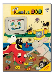 Jolly Phonics DVD : in Precursive Letters (British English edition), Digital Book