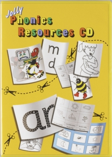 Jolly Phonics Resources CD : Print/Precursive choice, CD-ROM Book