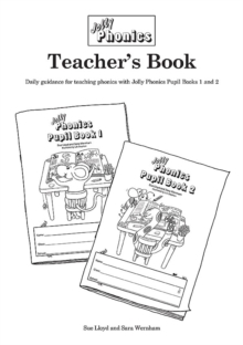 Jolly Phonics Teacher's Book : in Precursive Letters (British English edition), Paperback / softback Book